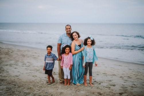 Maria Mitchell Family